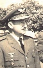 General de Brigada Vicente Quiñonez: El entonces Coronel DEM Vicente Quiñónez, el segundo presidente de LAP. Foto copyright: Archivo del Cnel. (SR) Basilio Yebrán.