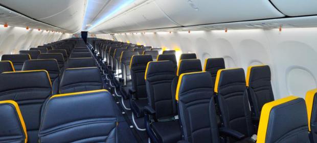 Ryanair-Asientos