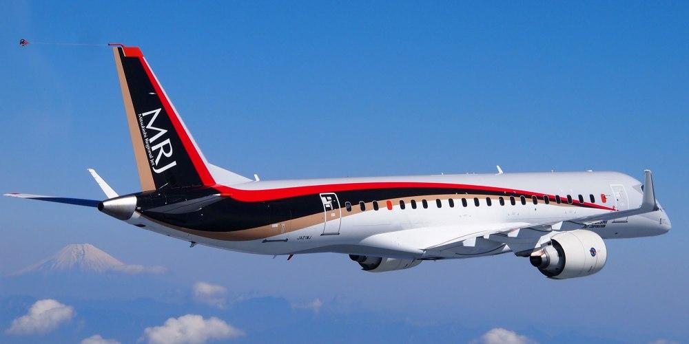 Resultado de imagen para Bombardier Mitsubishi