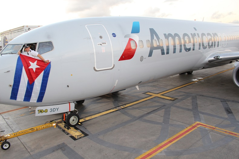 US-Cuba commercial flights on the horizon