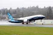 737MAX; 737MAX-8: TakeOff from Renton Field; 2016-01-29;  K66500-02