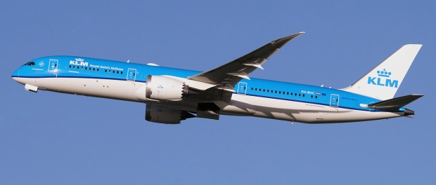 KLM Royal Dutch Airlines Boeing 787 Dreamliner