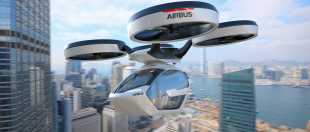 Pop.Up dron by Airbus