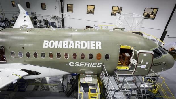TOR972-BOMBARDIER-CSERIES