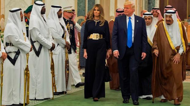 trump-arabia