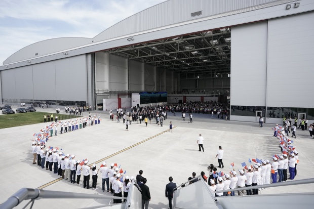 A330-Completion-Delivery-Centre-Inauguration-6