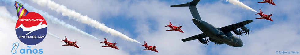 Aeronáutica Paraguay