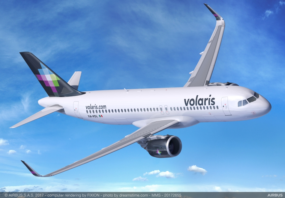 A320neo-Volaris