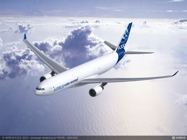 A330-300P2F-in-flight-rendering