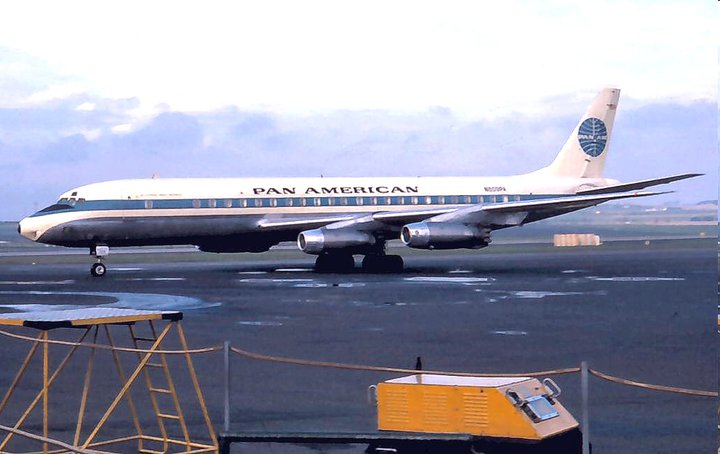 dc-8 pan am