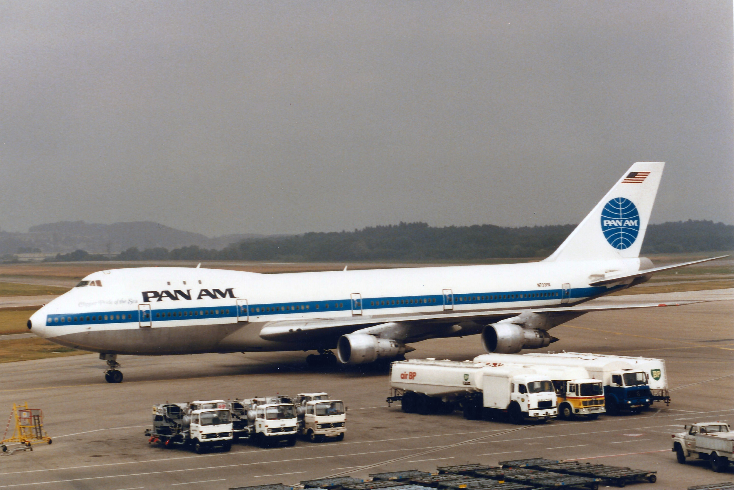 Pan_American_World_Airways_-_Pan_Am_Boeing_747-121_N733PA_Clipper_Pride_of_the_Sea_(21690496951)