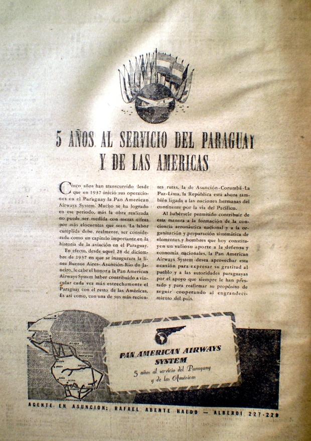 Publicidad 1942
