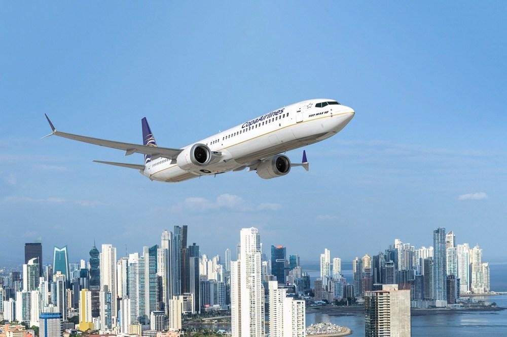 Resultado de imagen para copa airlines flota