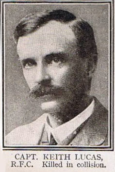 Capt. Keith Lucas
