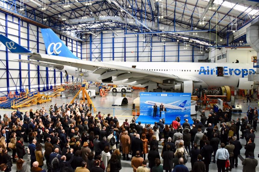 acto Hangar Palma
