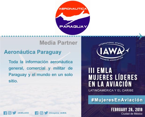 Aeronáutica Paraguay Partner