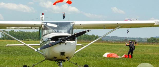 Tobati Skydive
