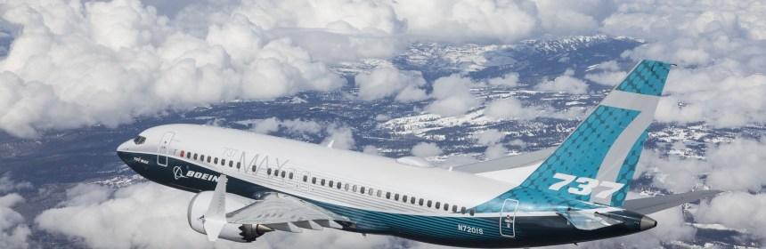 Boeing 737-7 Max