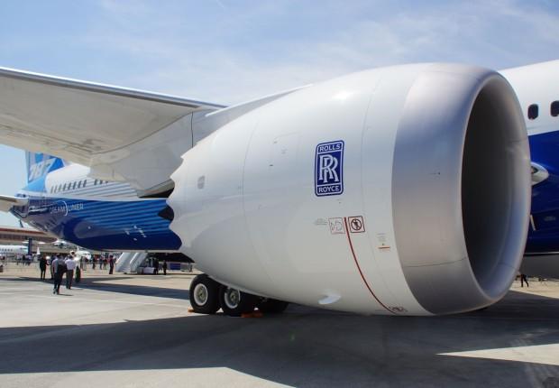 Boeing-787-10-Rolls-Royce-Trent-1000-engine