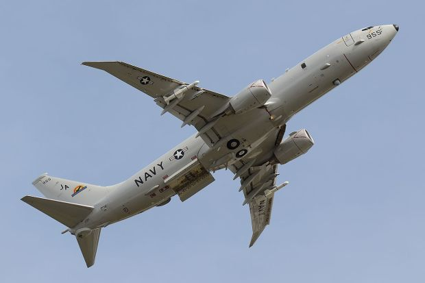 167955_Boeing_P-8A_Poseidon_US_Navy_VX-1_(14676673471)
