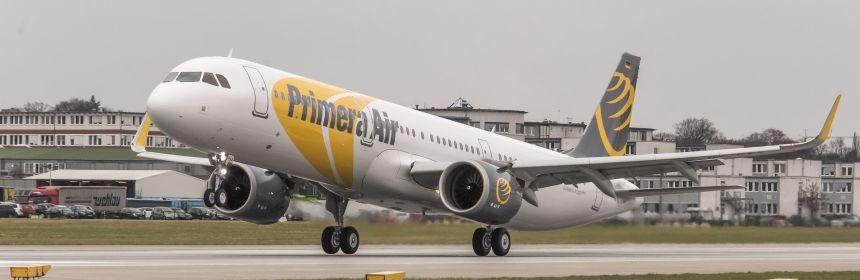 A321neo Primera Air