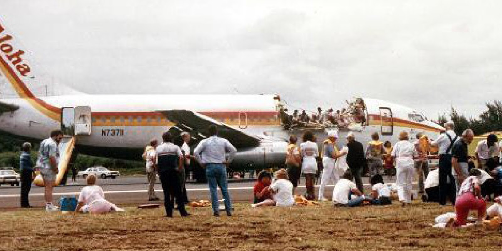 Aloha Airlines Flight 243