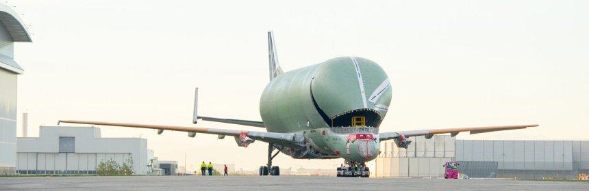 Airbus BelugaXL No1