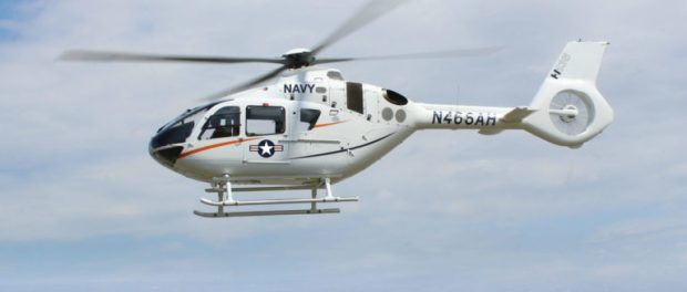 Airbus H135 Heli