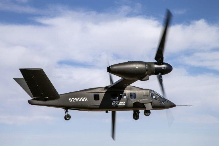 Bell V-280 Cruise Mode