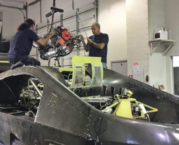 cormorant engine