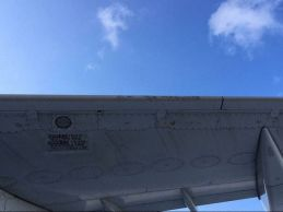 A321 wing.