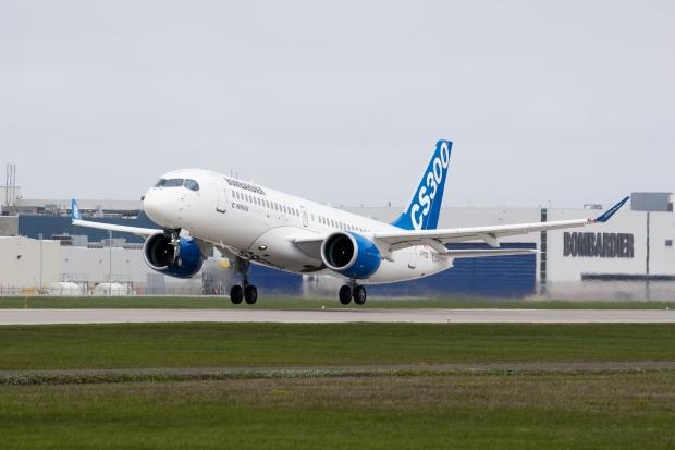Bombardier-CS300