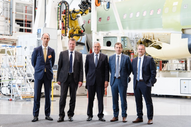 VIP-Group-7-axis-robot-in-the-4th-production-line-at-Airbus-Hamburg