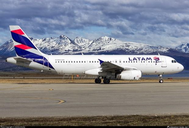 Latam Arg A320