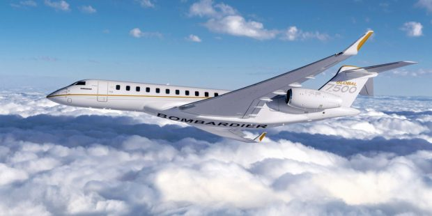 BOMBARDIER-GLOBAL-7500-C-GLBR