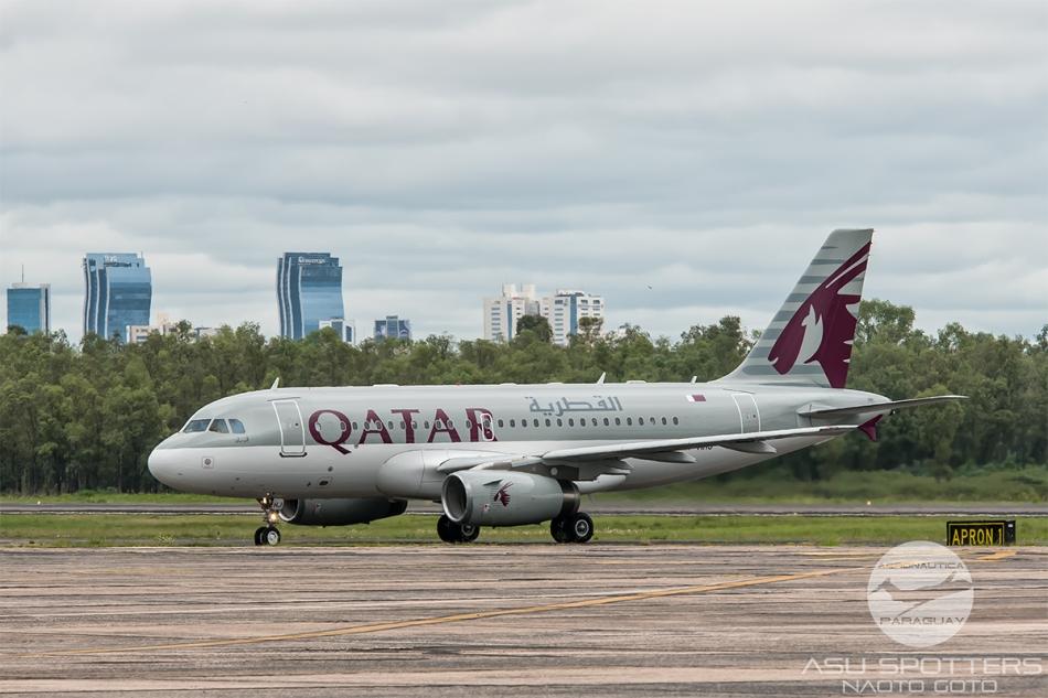 Qatar Airways 7