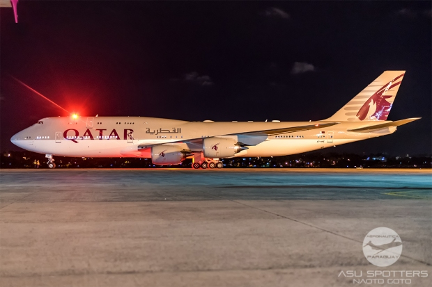 Qatar Airways 8