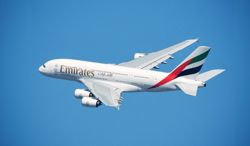 Emirates-A380-at-JFK