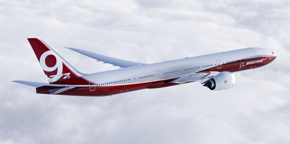 777-9X Images