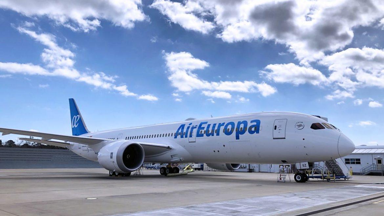 Dreamliner787-9- air europa