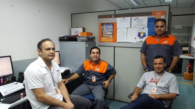Reunión equipo ASUMF