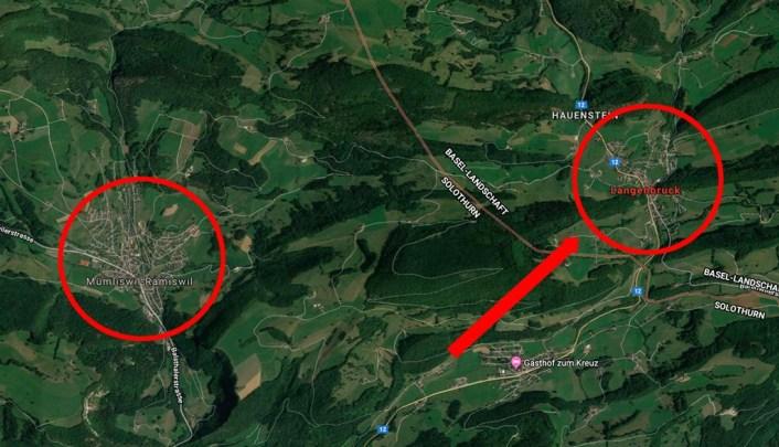 Patrouille-Suisse-flyover-locations