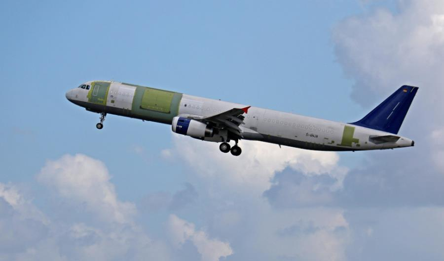 Resultado de imagen de singapore airshow 2020 airbus A321F
